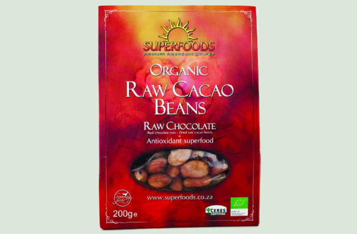 Superfoods Raw Cacao Beans image