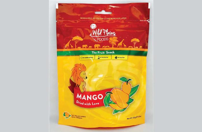 Wild Plains Foods - Dried Mangoes image