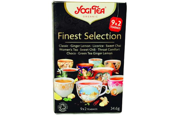 Herbal Tea Yogi  Finest Selection Tea image
