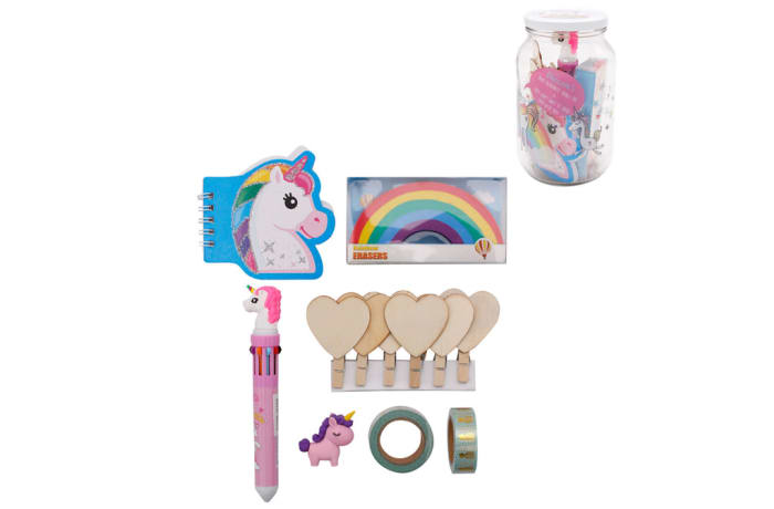 Unicorn Range! Stationary Jar image