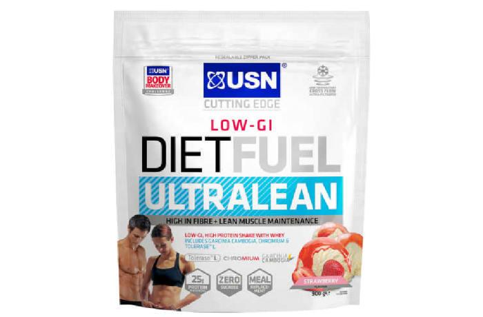 Usn Low Gi Diet Fuel  Ultralean Nutrition Shake 900g image