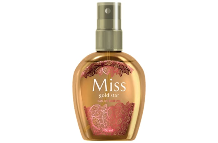 Miss gold star - Perfume image
