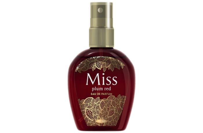 Miss Plum Red - Perfume image