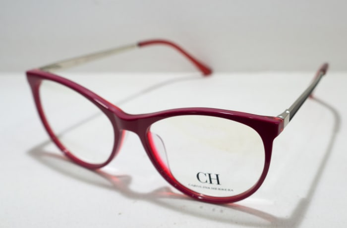 Carolina Herrera Eye glasses Frame - Red image