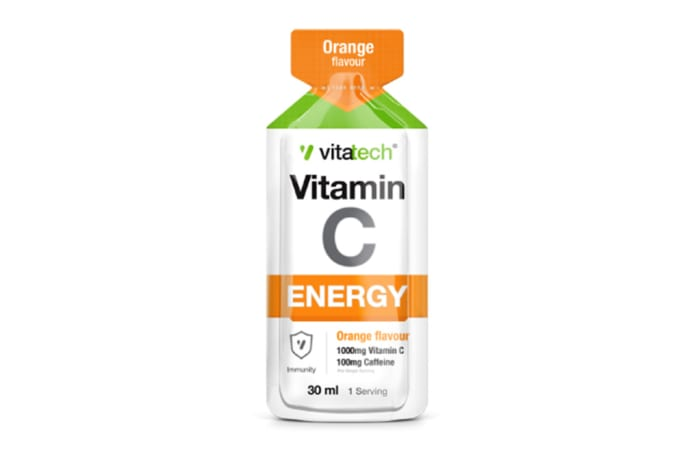 Vitatech® Vitamin C Energy Gel  image