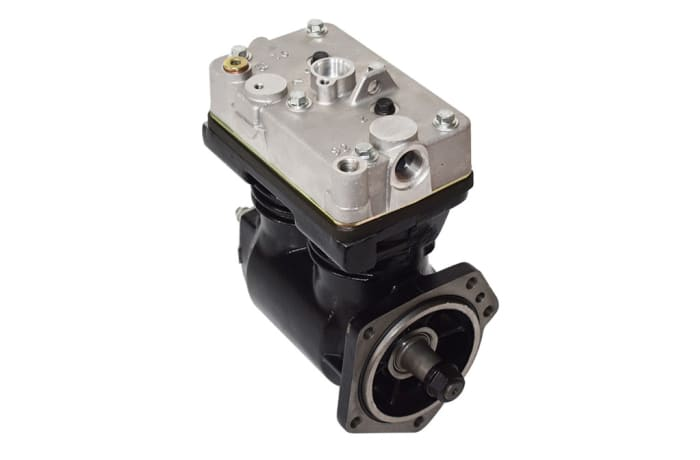 Volvo D12 Compressor image