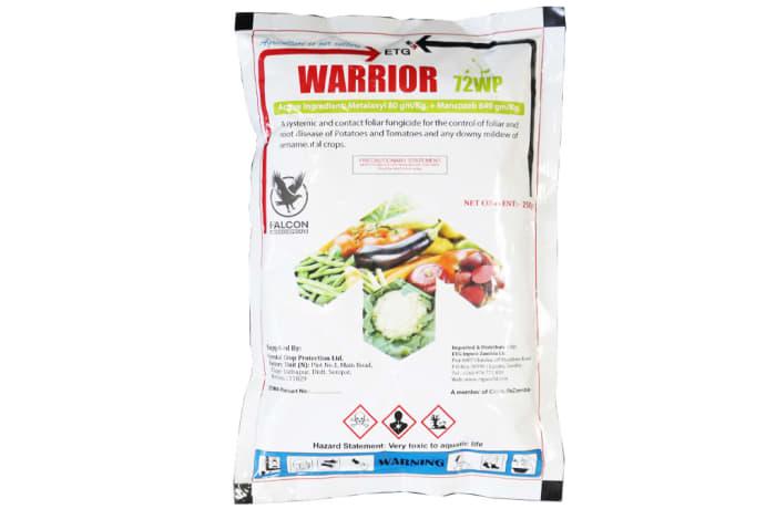 Antimycotic  Warrior  72wp - 500g image