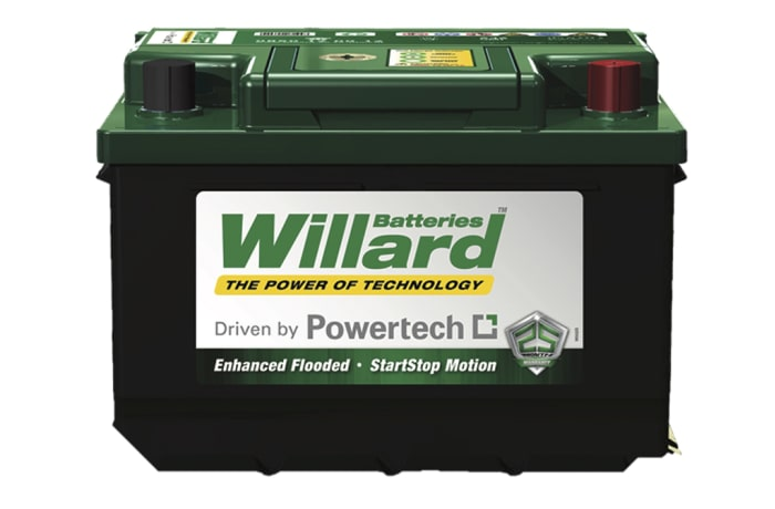 Willard Batteries image