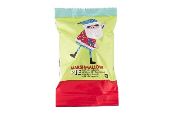 Marshmallow Pie  Strawberry & Vanilla  Sweets image