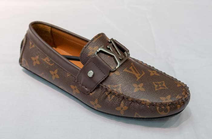 Louis Vuitton Moccasin - Women's brown image