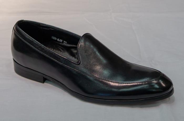 Smart Shoe Nobby Cavalli  Men's black no lace image