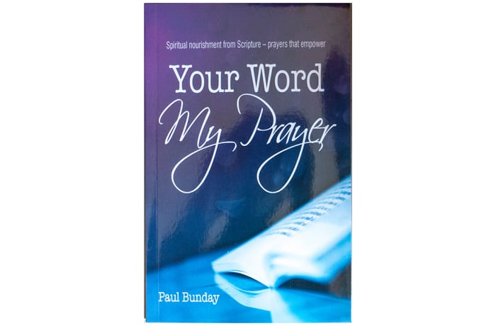 Your Word, My Prayer – Spiritual nourishment from Scripture  image