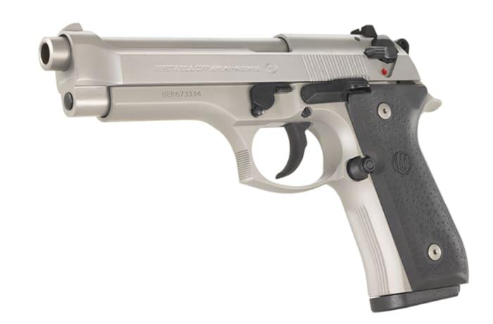Beretta 92 FS Inox Pistol image