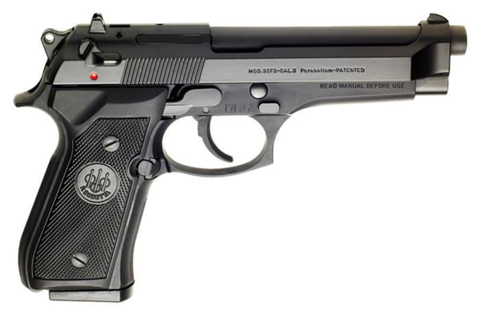 Beretta 92 FS Pistol image