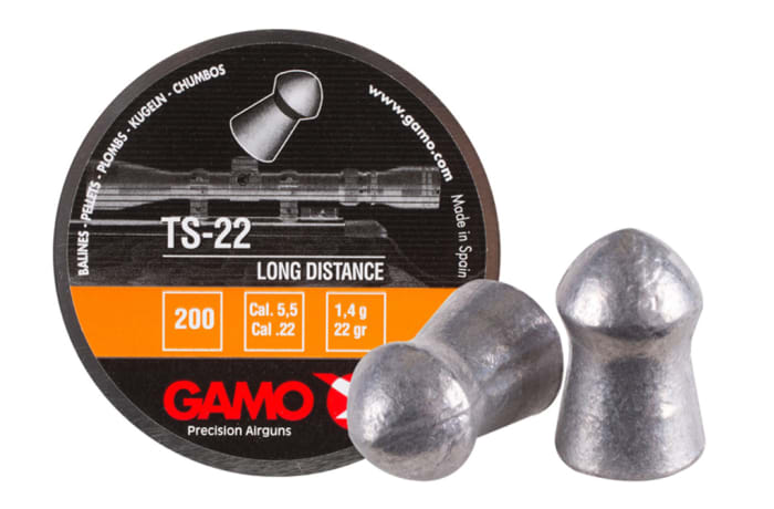 Gamo TS-22 in .22 Pellets  image