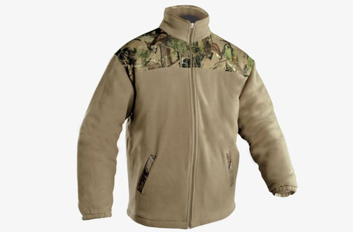 Sniper Africa Mens PH Fleece Jacket image