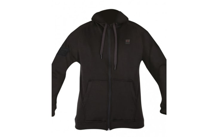 Tactical active hoody black image