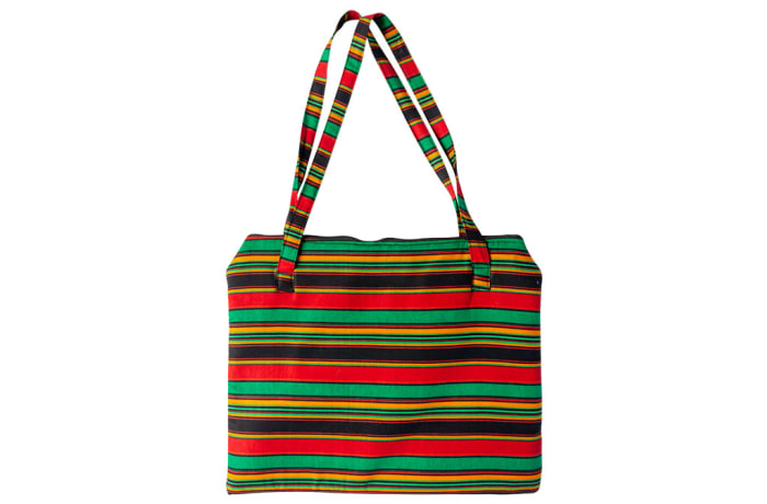 Zambian National Colours Laptop Bag image