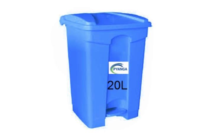 Sanitary Peddle Bin - 20L image