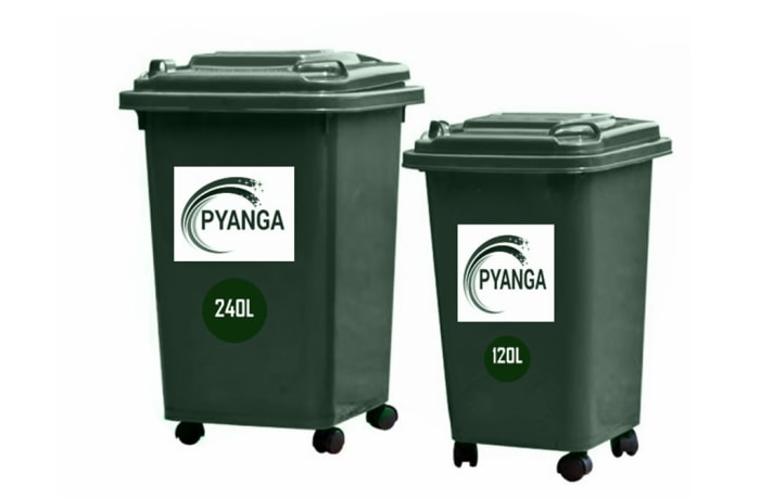 Sanitary Wheeled Bins image