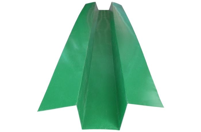 Steel Valley Gutter  Green  image