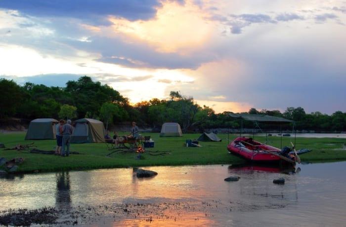Raft Safaris image