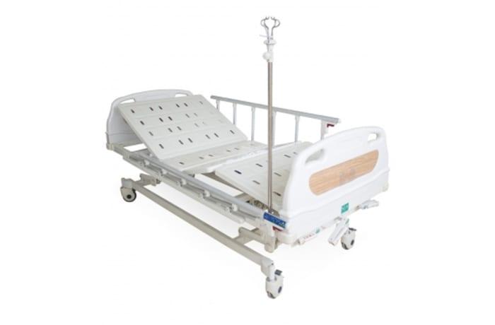 Three crank manual bed model image