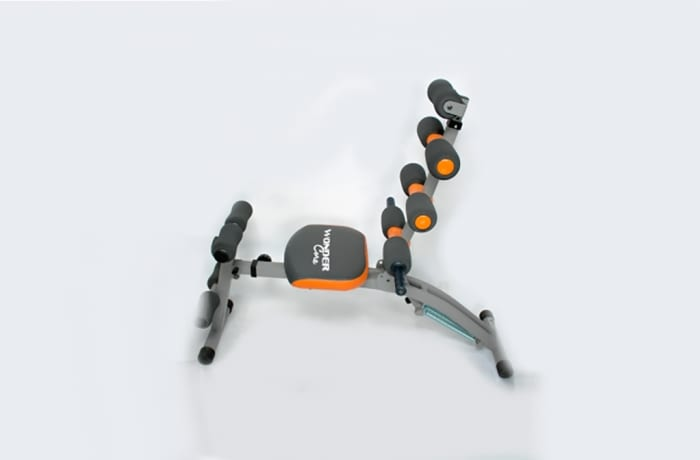 Upper limbs lifting exercise machine image