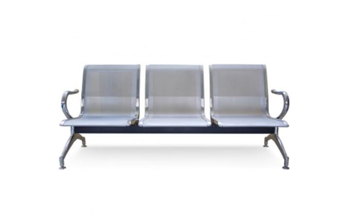 Steel Waiting Room Chair image