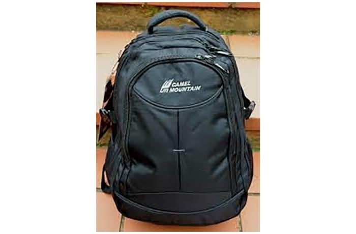 Camel Mountain School Bag image