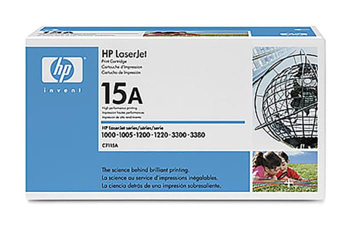 HP Laserjet 15A Toner Cartridge image