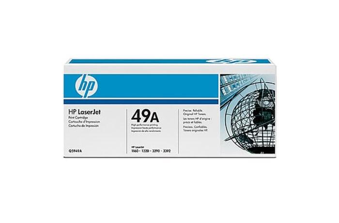 HP Laserjet 49A Toner Cartridge image