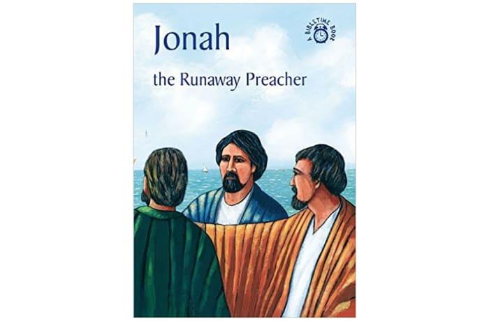 Jonah – The Runaway Preacher image