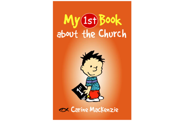 My First Book About The Church image