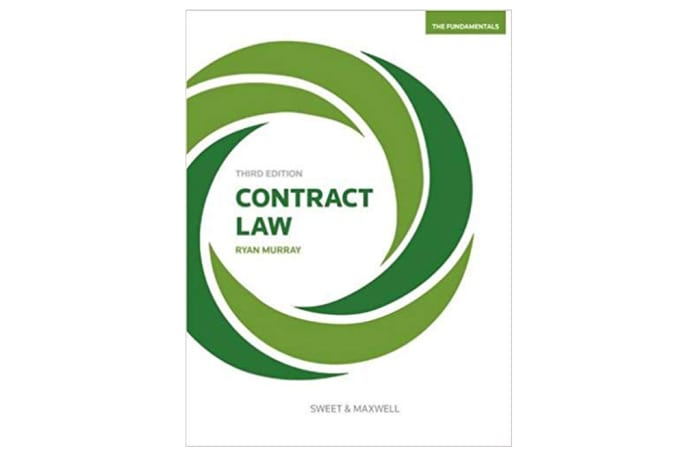 Contract Law: The Fundamentals 3rd Edition image