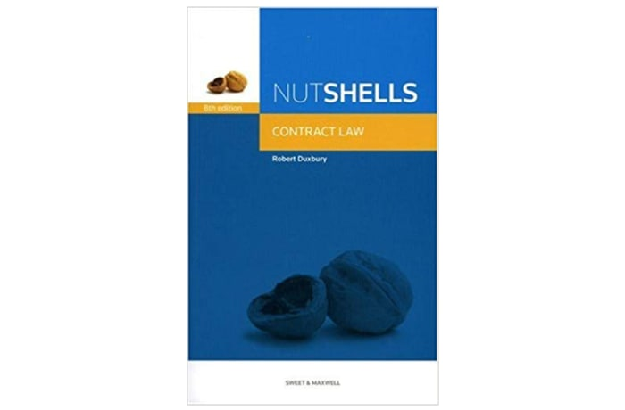 Nutshells Contract Law 9th Edition image