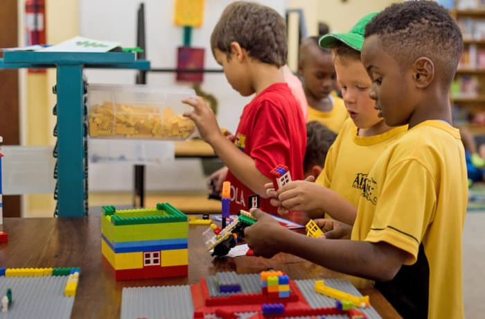 School Bus Service (Early Learning Center - Kindergarten) - One Way image