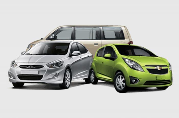 Chaliko Car Hire Ltd image