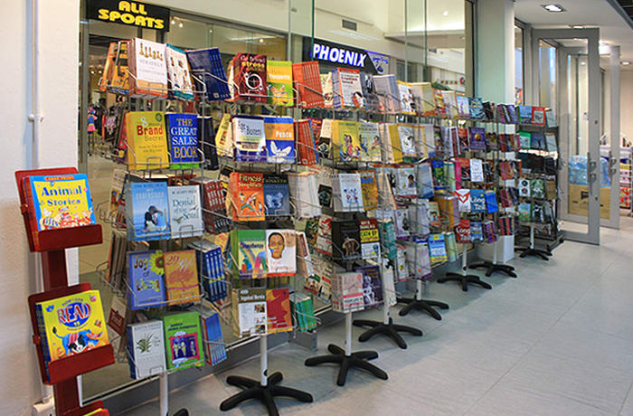 Books and magazines - 1