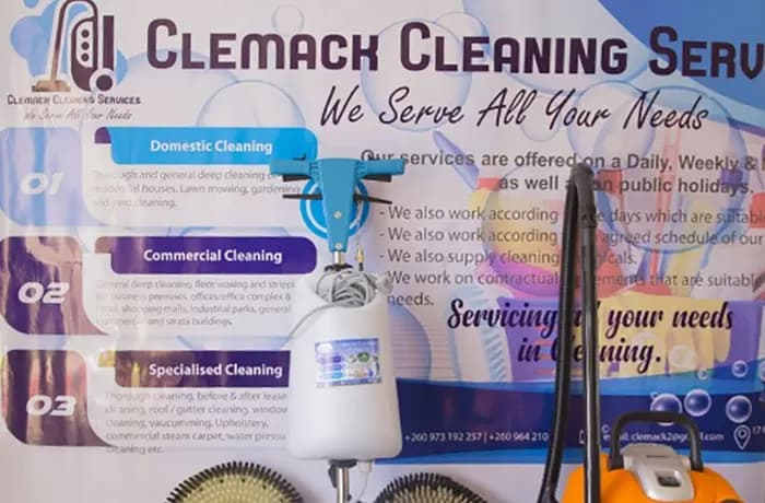 Commercial cleaning - 1