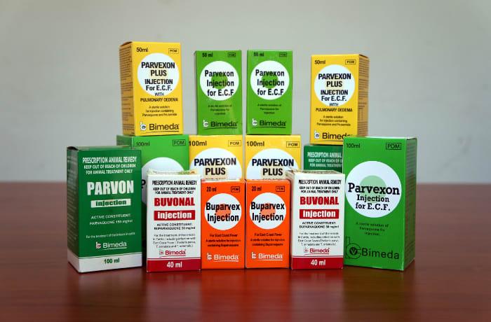Veterinary pharmaceuticals - 3