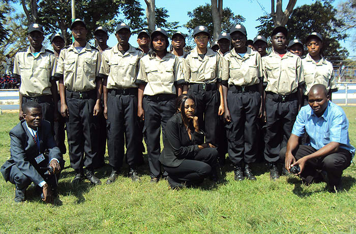Security services - 2