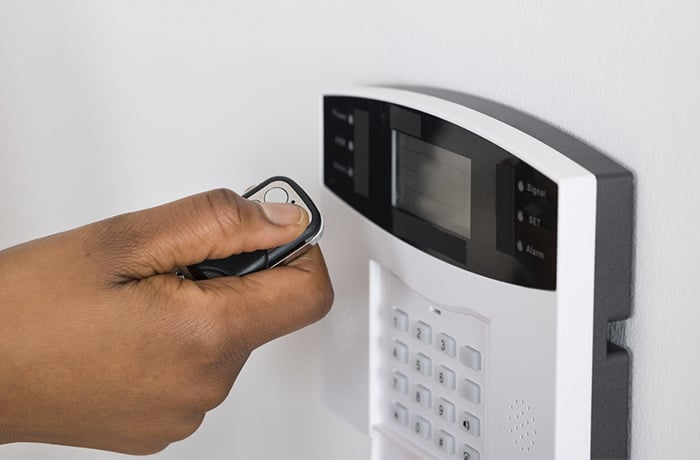 Home security - 2