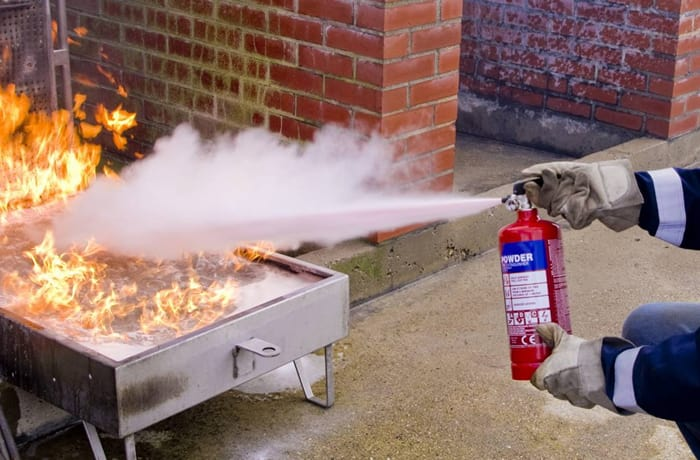 Fire health and safety - 3