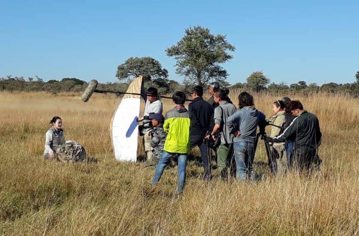 Film fixing logistics management - 3