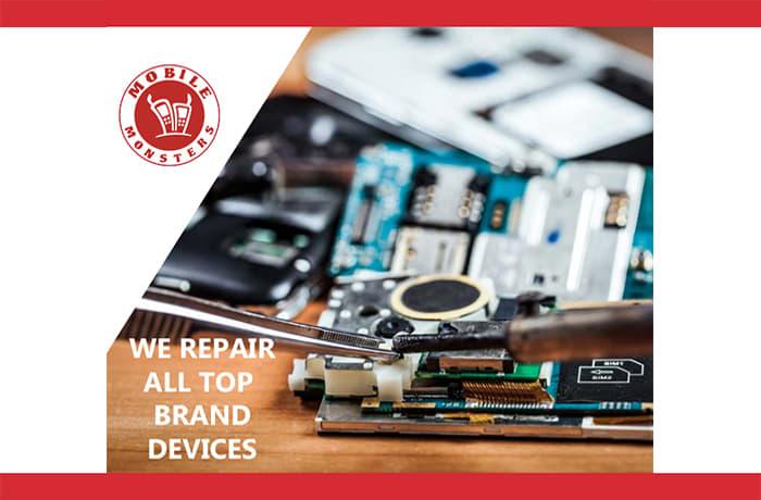 Cell phone repairs - 0