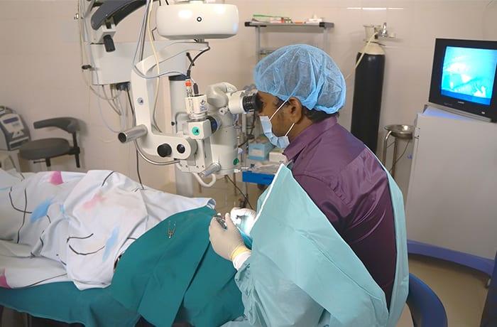 Eye clinic - 1