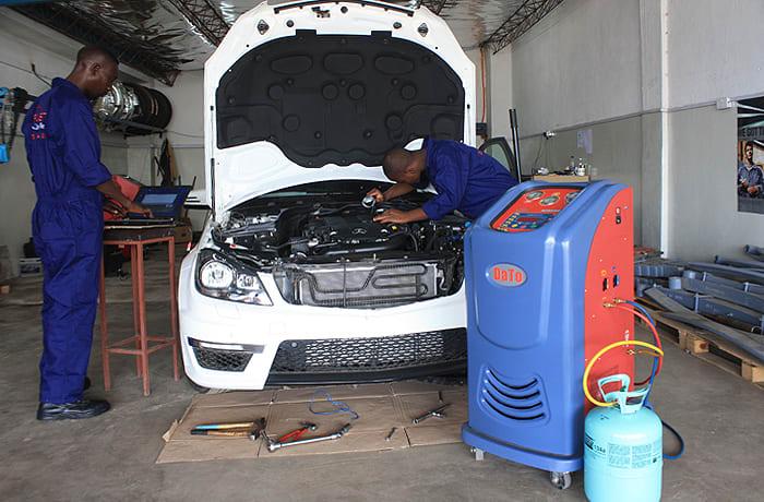 Car maintenance - 3