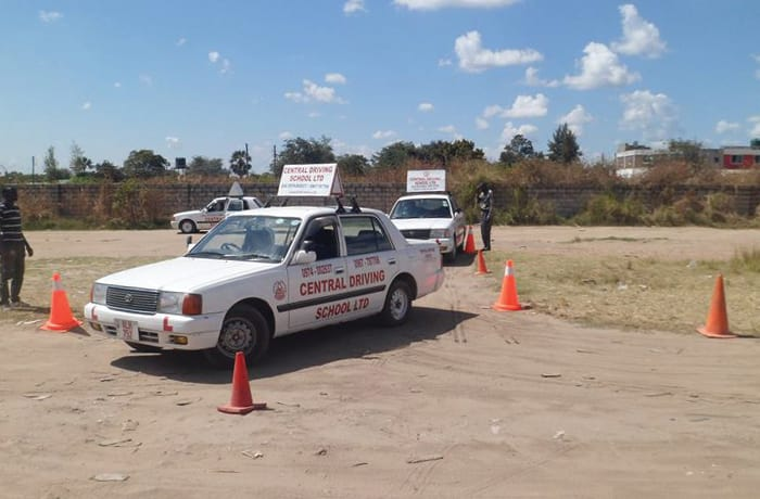 Central Driving School image