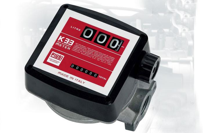 Fluid-handling equipment - 1